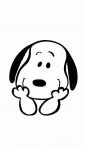 Head clipart snoopy - Pencil and in color head clipart snoopy