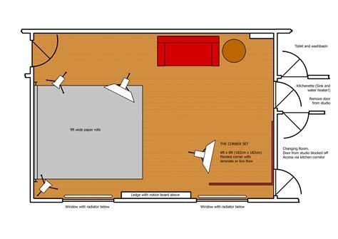 studio layout studio layout ian s studio