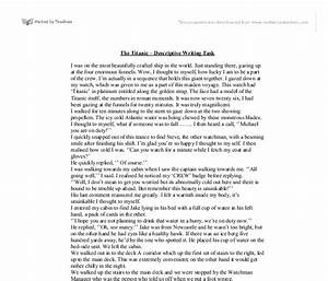 Write a descriptive essay about myself - Stonewall Services