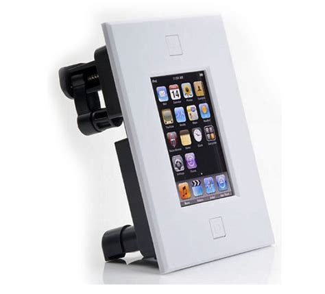 iport in wall mounts for iphone and ipods