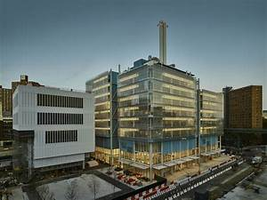 Renzo Piano's Jerome L. Greene Science Center moves to ...