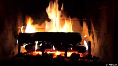 25 crackling fireplace 4k relaxing fireplace with
