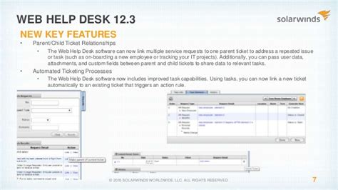 solarwinds web help desk demo solarwinds federal and government webinar technical