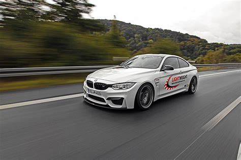 520hp Bmw M4 Coupe By Lightweight
