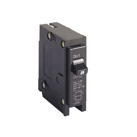 pole breaker ge q line 30 amp 1 in double pole circuit breaker thqp230 the home depot