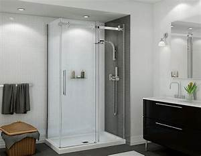 douche halo 4836 pour installation en coin douches With porte de douche coulissante avec robinet moderne salle bain