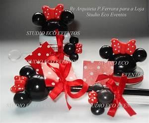 Festa Minnie Vermelha - Festa Para Meninas - festa infantil