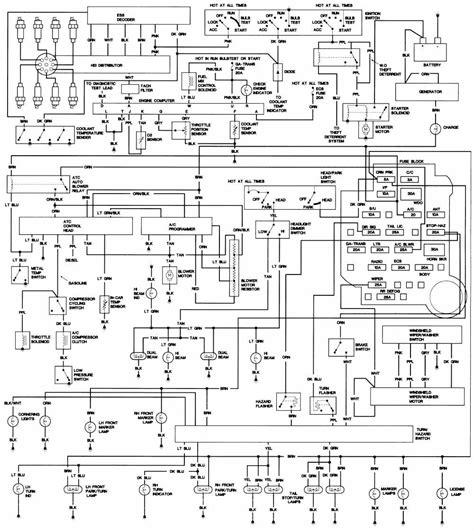 1980 Cadillac Fleetwood Wiring Diagram wiring diagrams of 1980 cadillac fleetwood 60932