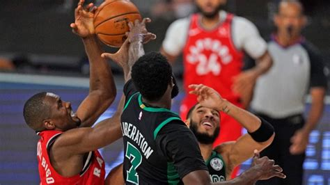 Raptors one loss away from elimination after ugly defeat ...