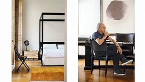 Interior Designer Christian Liaigre39s Parisian Apartment