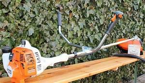 Stihl Motorsense Benzin : stihl fs 55 motorsense freischneider benzin motorsense fs 55 sense rasentrimmer ebay ~ Watch28wear.com Haus und Dekorationen
