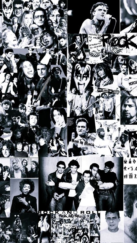 Rock Anime Wallpaper - rock n roll wallpaper iphone 5 wallpaper directory