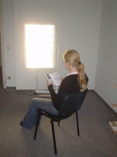 Lichttherapiel Depressie by Die Lichttherapie