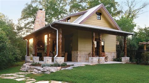 Cabins & Cottages Under , Square Feet-southern Living