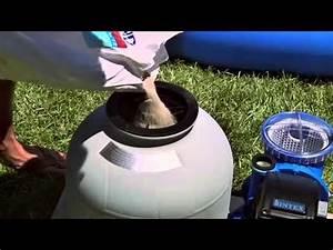 Filtre A Sable : filtre a sable intex youtube ~ Melissatoandfro.com Idées de Décoration
