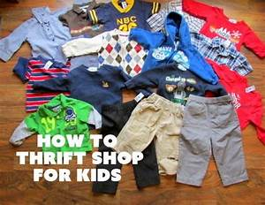 A, Lively, Hope, How, To, Thrift, Shop, For, Kids, U0026, 39, Clothes
