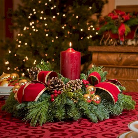 stunning christmas table decorations ideas roundecor