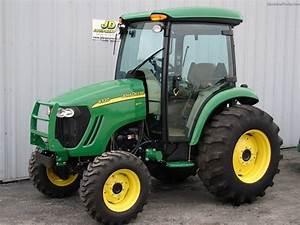 2012 John Deere 4320 Tractors - Compact  1-40hp