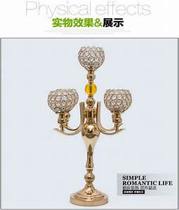 aliexpresscom buy h53cm fashion france gold 5 arm With best brand of paint for kitchen cabinets with rope candle holder