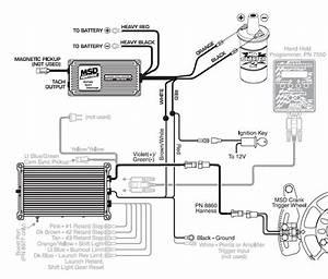Msd Pro Mag Wiring Diagram