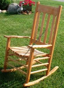 rocking chair paper plans so easy beginners look like