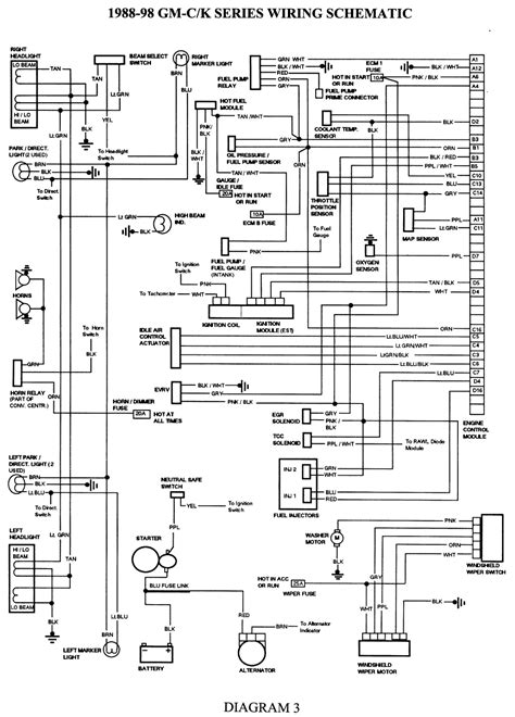 electrical lighting diagram for '92 454 silverdo
