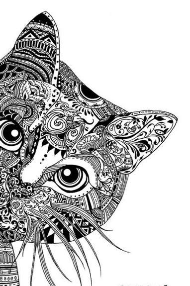baldauf blogart zentangle animal coloring book