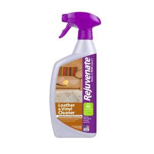 Rejuvenate Floor Cleaner Home Depot by Rejuvenate 24 Oz Leather And Vinyl Cleaner Rj24cl The