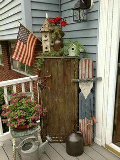 Best Primitive Porches Images Porch