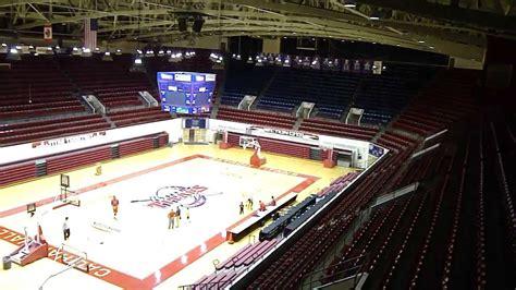 detroit mercy basketball arena youtube