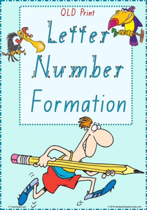 year  handwriting letter number formation charts