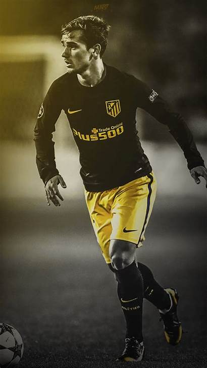 Griezmann Antoine Madrid Atletico Wallpapers Football France