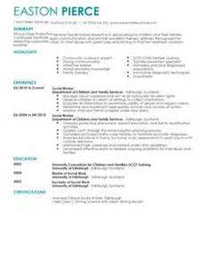 how to use a resume template in word 2007 social services cv exles cv templates livecareer