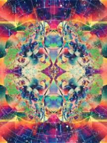 Trippy Psychedelic Hippie Art