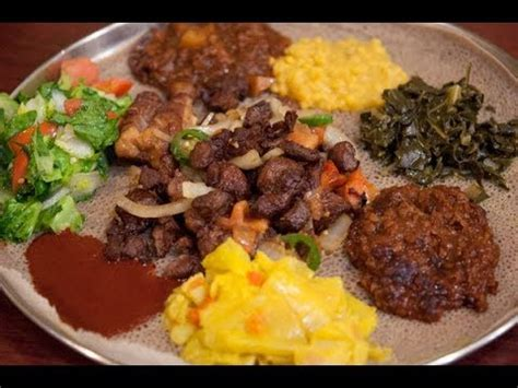 How To Cook Ethiopian Food  Global Kitchen At Mesob Doovi