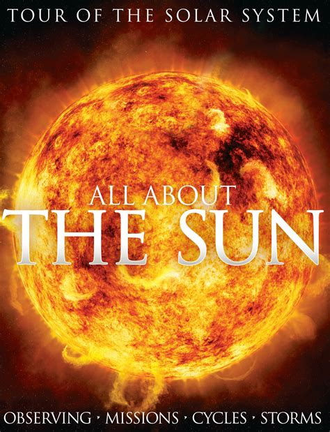 All About The Sun: Fantastic new iBook launches on iTunes!