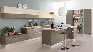 Cucina Con Isola Moderna Cucina Nuovi Mondi Cucine Con Isola Shabby Chic Noir In Offerta With