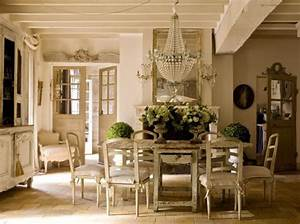 French Style House