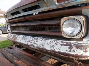 64  65  66 Chevy C 10 Parts Truck V8  3 On The Tree