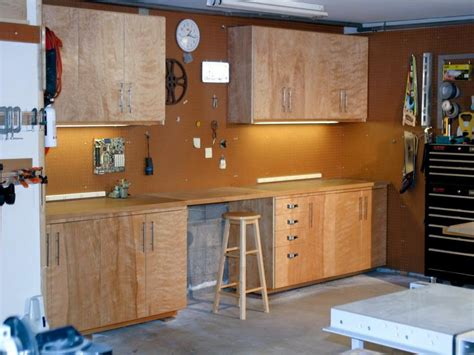 make cheap garage cabinets planning ideas how to build garage cabinets plans