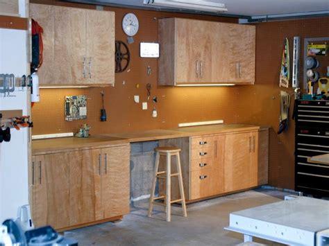 Wooden Free Simple Garage Cabinet Plans Pdf Plans