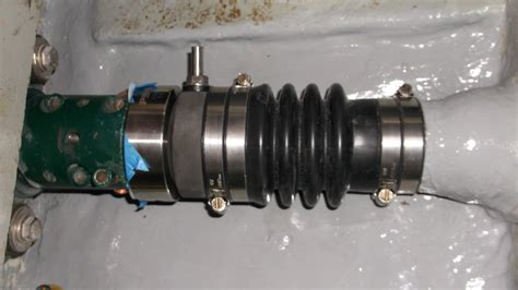 Boat Drive Shaft Packing by Dripless Box Related Keywords Dripless