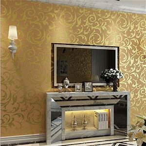 compare prices on silver leaf wallpaper online shopping With markise balkon mit wall deco tapete