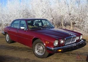 1987 Jaguar Xj12 Vanden Plas