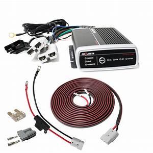 Zenot Diy Dual Battery Wiring Kit With Dc