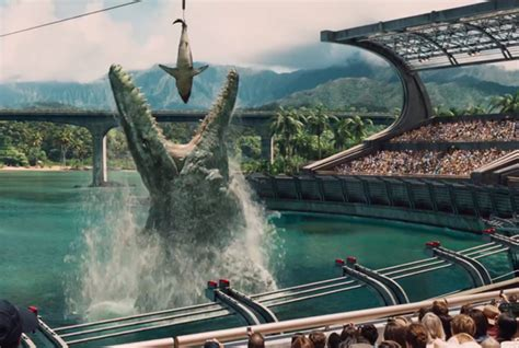 6 Amazing Mosasaur Facts To Prepare You For 'jurassic
