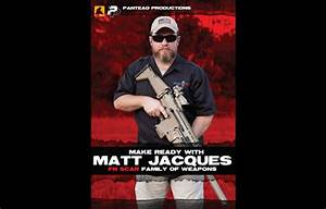 Panteao Productions FN SCAR DVD | VIDEO | New Product