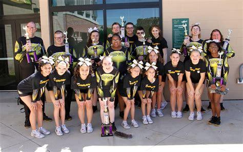 top gun cheerleading training center sw florida