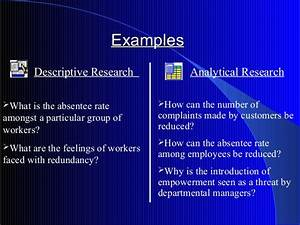 research project topics in analytical chemistry