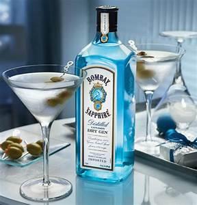 bombay sapphire 70cl gin kopen drank nl